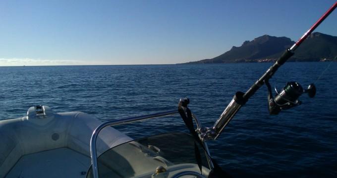 Location yacht à Mandelieu-la-Napoule - Zodiac Medline 500 sur SamBoat