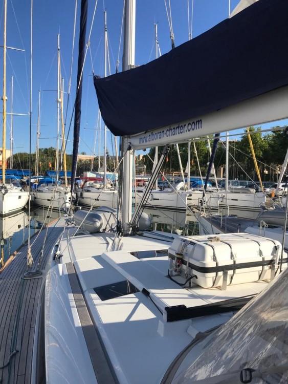 Location Voilier à  - Jeanneau Sun Odyssey 519