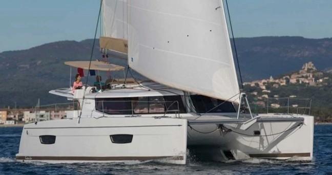 Catamaran à louer à Saint Thomas au meilleur prix
