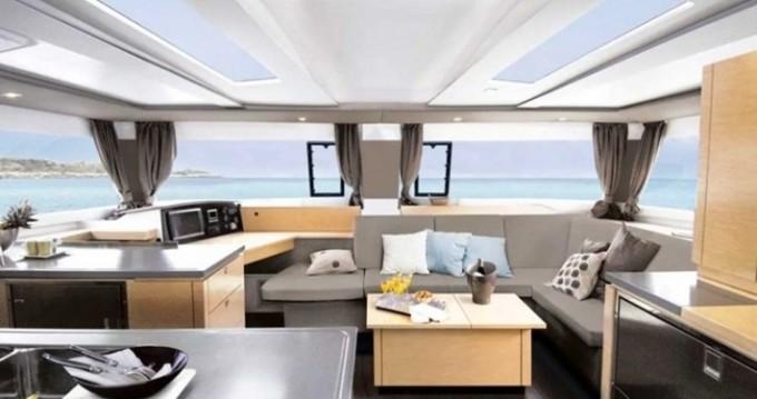 Location yacht à Saint Thomas - Fountaine Pajot Helia 44 sur SamBoat