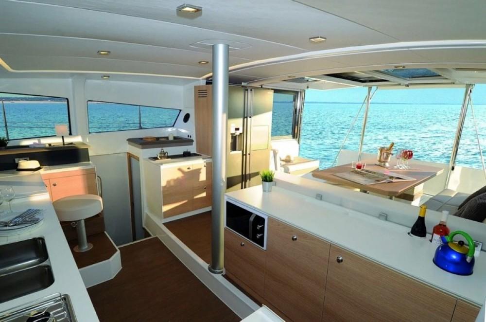 Catamaran à louer à Îles Vierges des États-Unis au meilleur prix