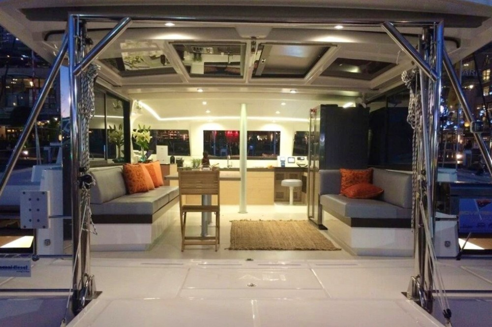 Louer Catamaran avec ou sans skipper Bali Catamarans à Îles Vierges des États-Unis