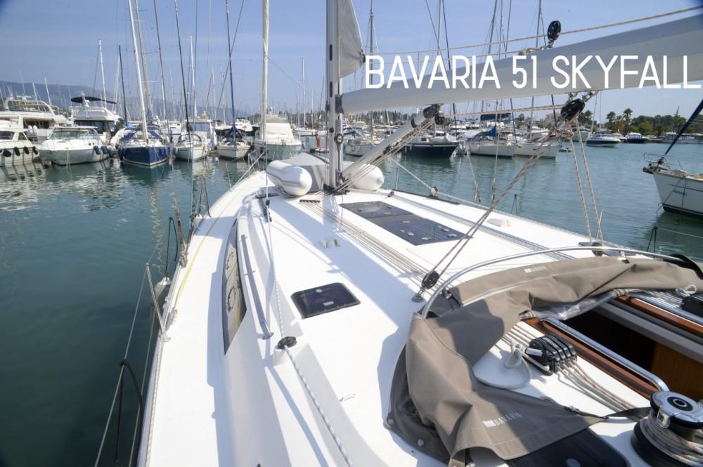 Location bateau Marina Gouvia pas cher Bavaria 51 Cruiser
