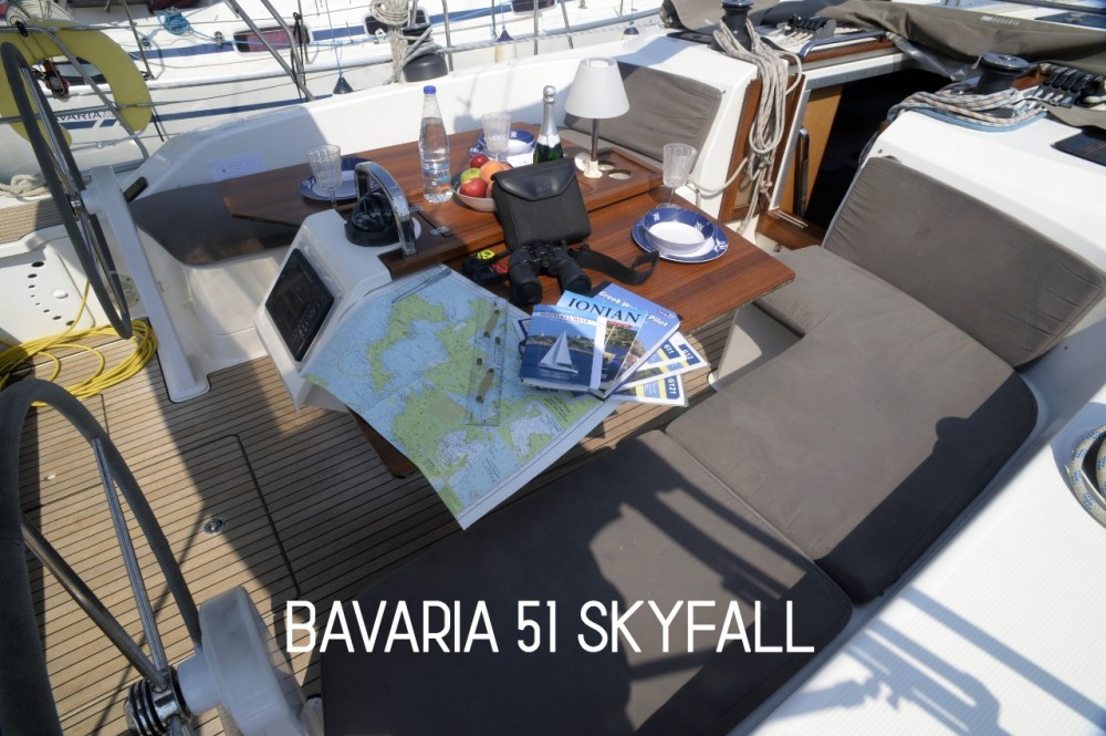 Location bateau Bavaria Bavaria 51 Cruiser à Marina Gouvia sur Samboat