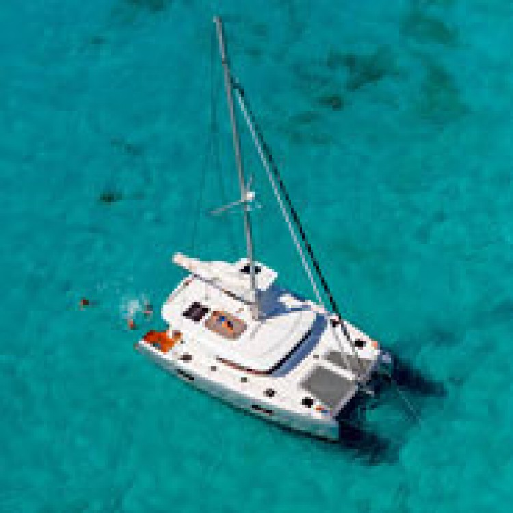 Catamaran à louer à  au meilleur prix