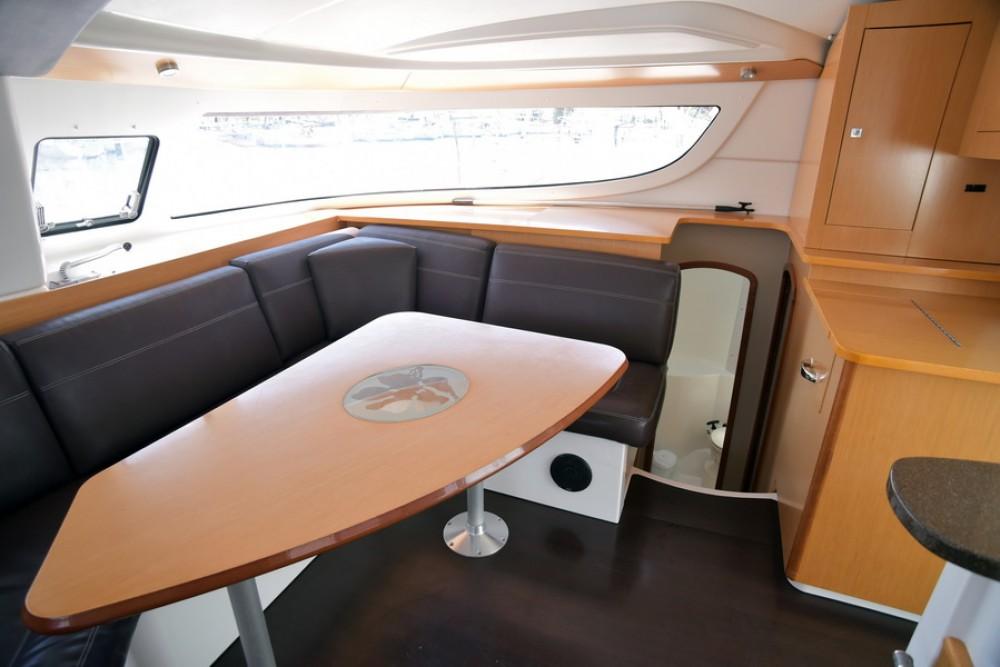 Location yacht à Laurion - Fountaine Pajot Lipari 41 sur SamBoat