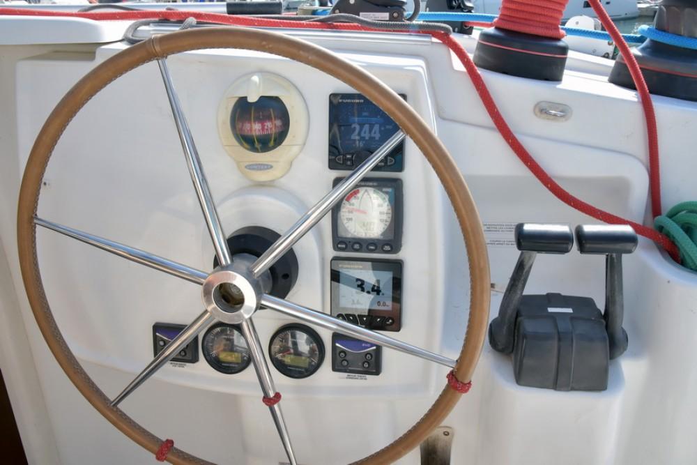 Catamaran à louer à Laurion au meilleur prix