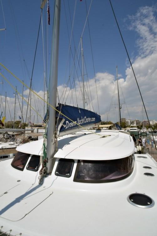 Louer Catamaran avec ou sans skipper Fountaine Pajot à Laurion