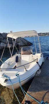 Location bateau Marseille pas cher Fisherman 16
