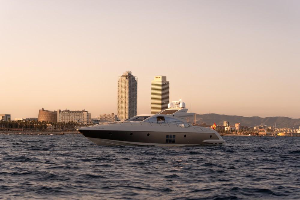 Yacht à louer à Barcelone au meilleur prix