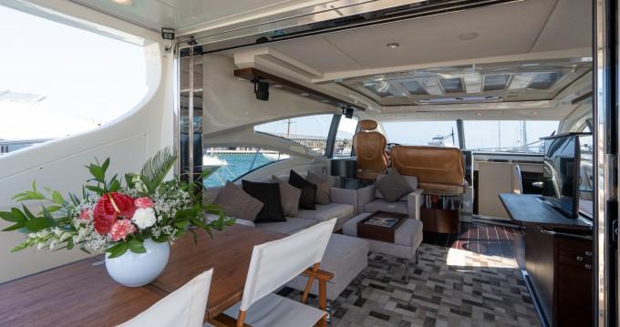 Location yacht à Barcelone - Azimut 68S sur SamBoat