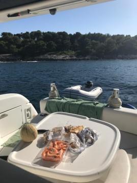 Location Bateau à moteur à Antibes - Sessa Marine Oyster 35