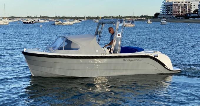 Louer Bateau à moteur avec ou sans skipper oudhuijzer à Arcachon