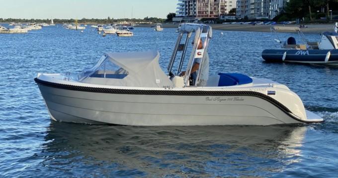 Location yacht à Arcachon - oudhuijzer 616 Tender Électrique sur SamBoat