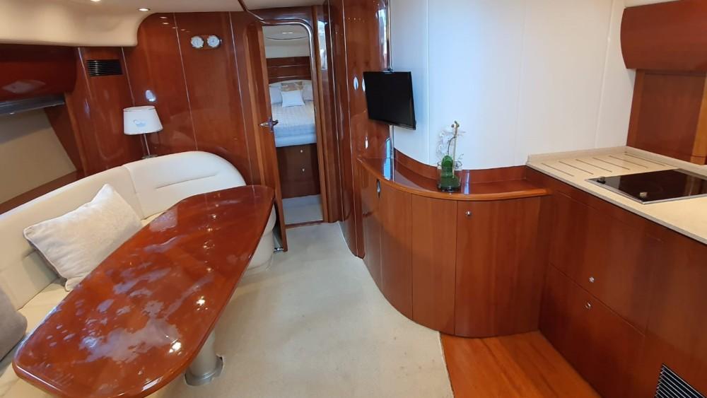 Location bateau Princess Princess V46/48 à Mandelieu-la-Napoule sur Samboat