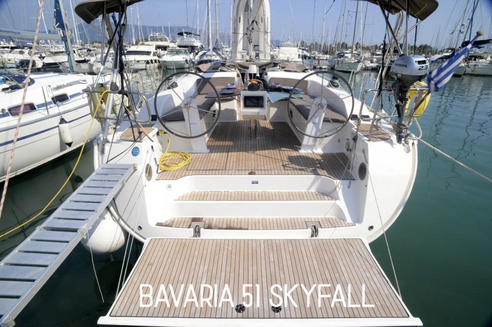 Louer Voilier avec ou sans skipper Bavaria à Marina Gouvia