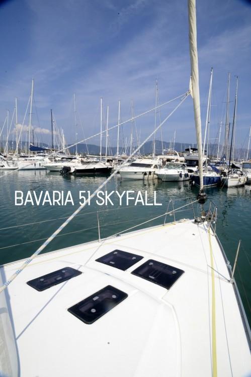 Location Voilier à Marina Gouvia - Bavaria Bavaria 51 Cruiser