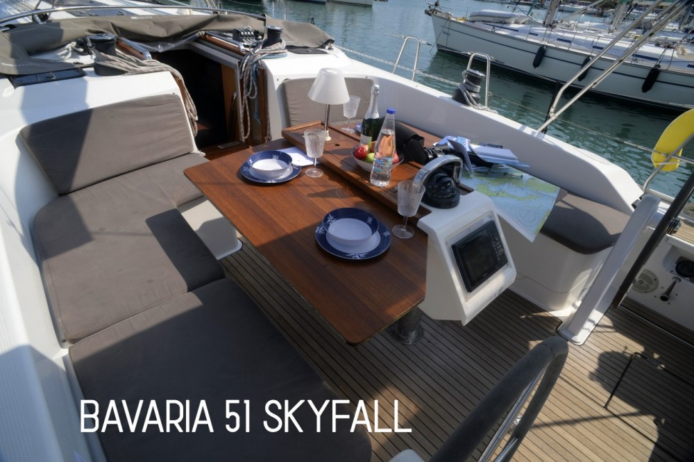 Louez un Bavaria Bavaria 51 Cruiser à Marina Gouvia