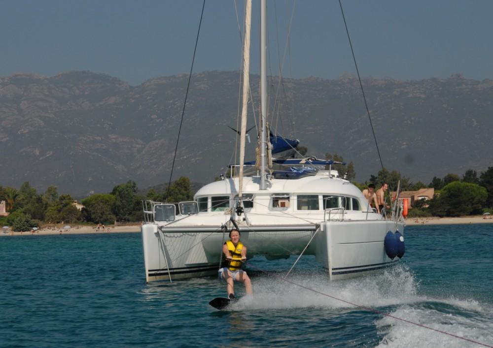 Lagoon Lagoon 380 entre particuliers et professionnel à Ajaccio