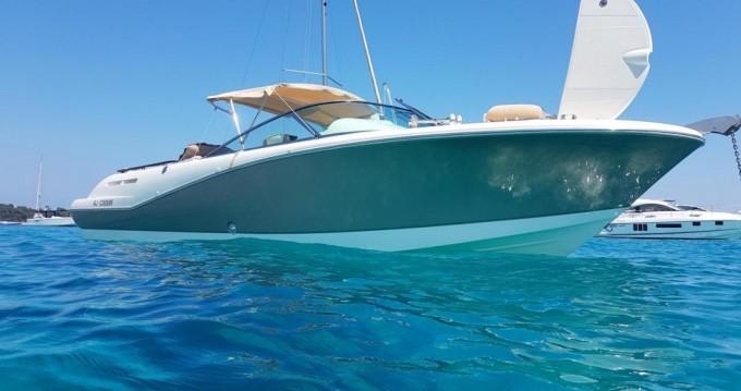 Location yacht à Mandelieu-la-Napoule - Jeanneau Runabout 755 sur SamBoat