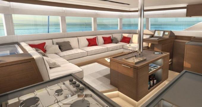 Location yacht à Marmaris - Lagoon Lagoon 50 sur SamBoat