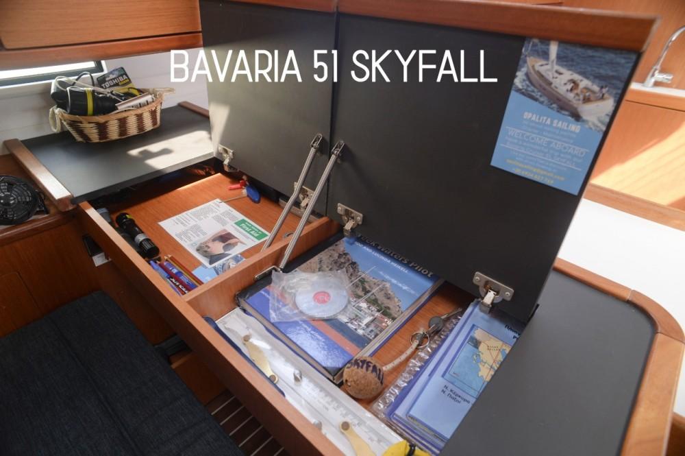 Location Voilier Bavaria avec permis
