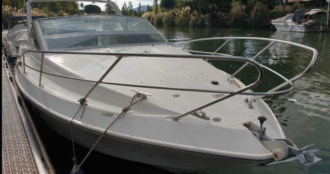 Location bateau Mandelieu-la-Napoule pas cher Arcoa 857 Prestige