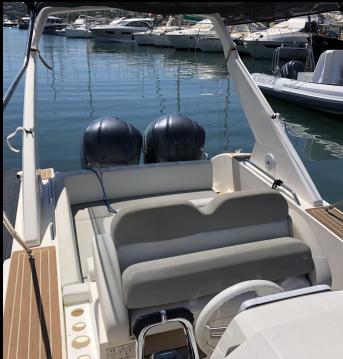 Location yacht à Sainte-Maxime - Capelli Tempest 1000 sur SamBoat