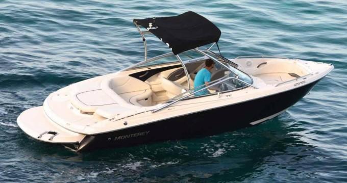 Location bateau Monterey 714 FS à Sant Antoni de Portmany sur Samboat
