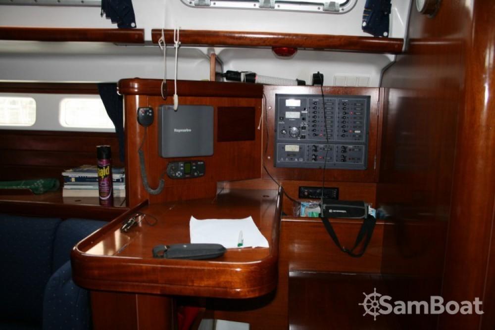 Bénéteau Oceanis 473 entre particuliers et professionnel à Fréjus