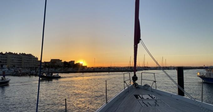 Location Voilier à Cannes - Hanse Hanse 588