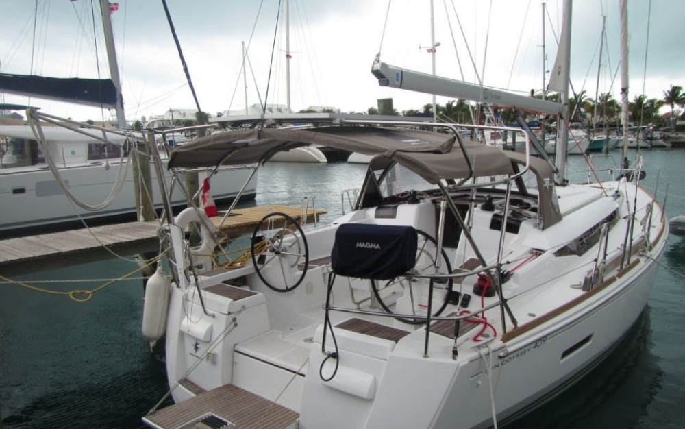 Location bateau Jeanneau Sun Odyssey 409 à Key West sur Samboat