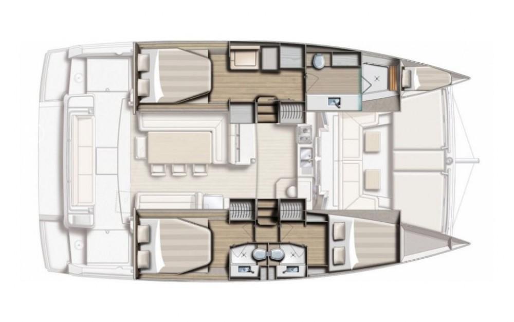 Louez un Bali Catamarans Bali 4.1 à Key West