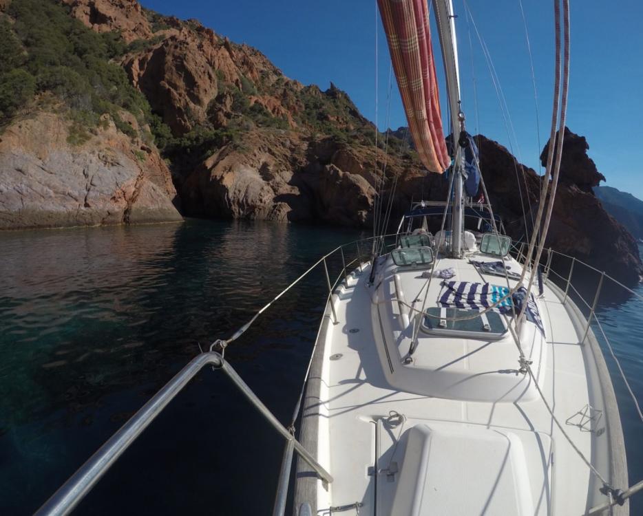Louez un Bénéteau oceanis 411 à Marseille