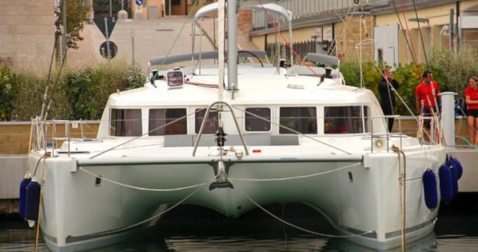 Location bateau Lagoon Lagoon 440 à San Vincenzo sur Samboat
