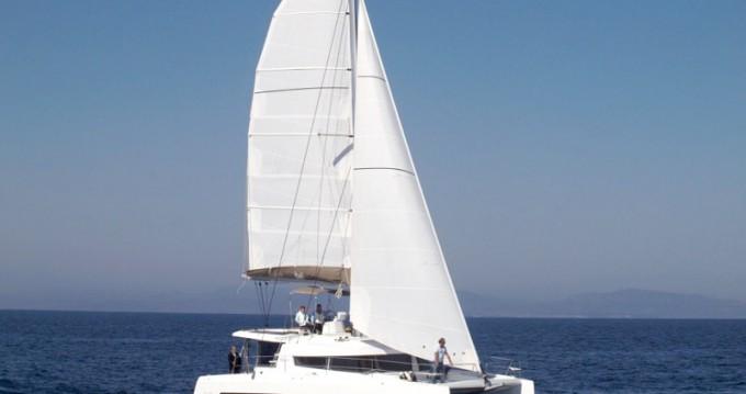 Location bateau Capo d'Orlando pas cher Bali 4.3