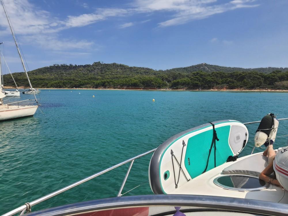 Location yacht à Toulon - Cranchi Endurance 39 sur SamBoat