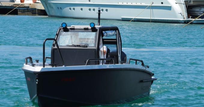Louez un Xo Boats XO DFNDR 250 à Palma de Majorque