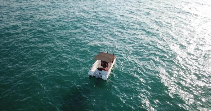 Location bateau Barracuda okis boats à Port Ginesta sur Samboat
