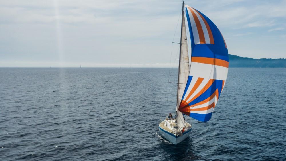 Louer Voilier avec ou sans skipper  colvic 27 à Six-Fours-les-Plages