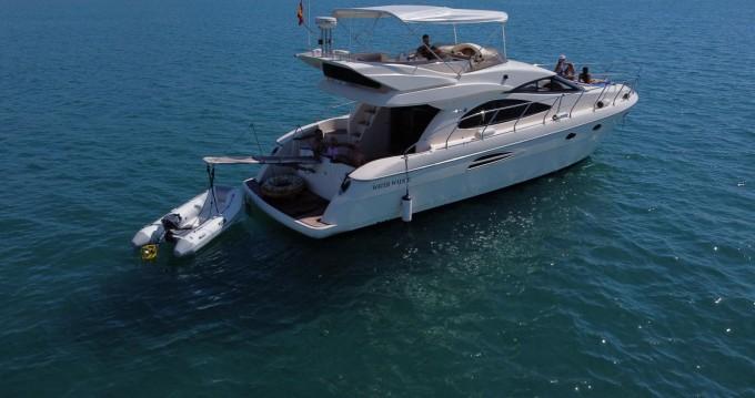 Location bateau Cullera pas cher Astondoa 46