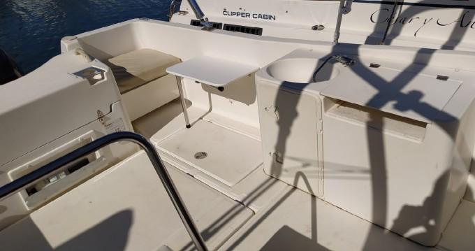 Location bateau Shiren 23 à Sanxenxo sur Samboat