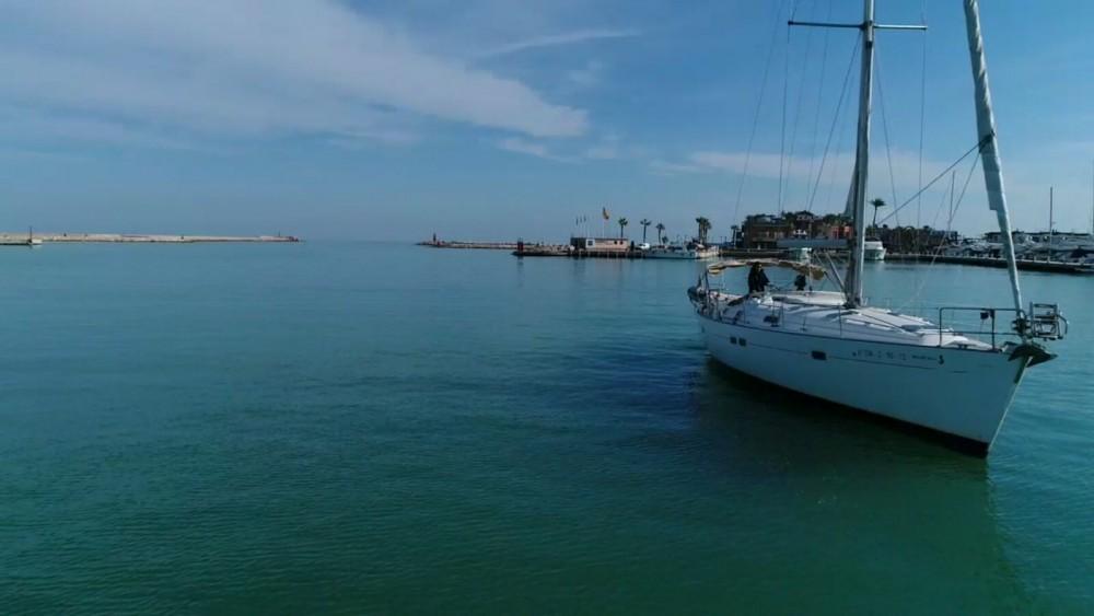 Location bateau Bénéteau Oceanis 411 Clipper à Dénia sur Samboat