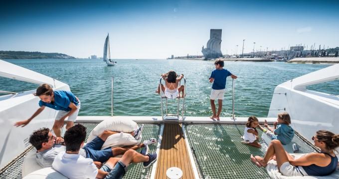 Catamaran à louer à Lisbon au meilleur prix