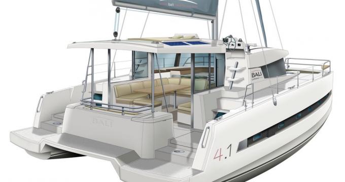 Catamaran à louer à Primošten au meilleur prix
