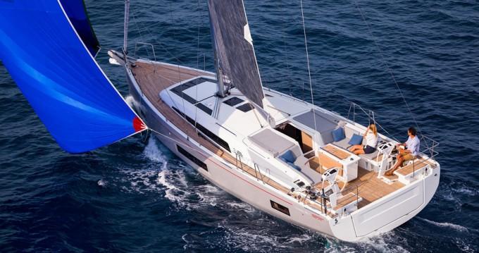 Location bateau Bénéteau Oceanis 46.1 à Paros sur Samboat