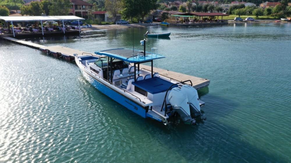 Location Yacht à Gouvia - Axopar 37 T-Top