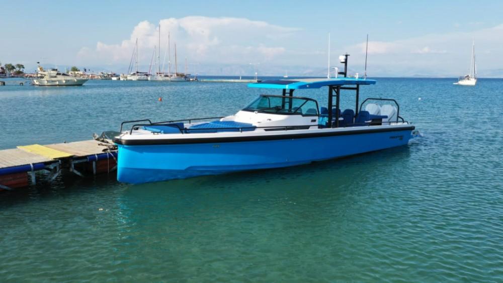 Location bateau Gouvia pas cher 37 T-Top
