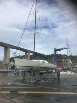 Location bateau Bénéteau First Class Europe à Pléneuf-Val-André sur Samboat