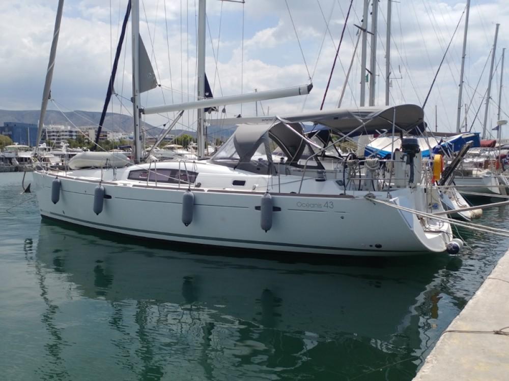 Location Voilier à Marina de Alimos - Bénéteau Oceanis 43